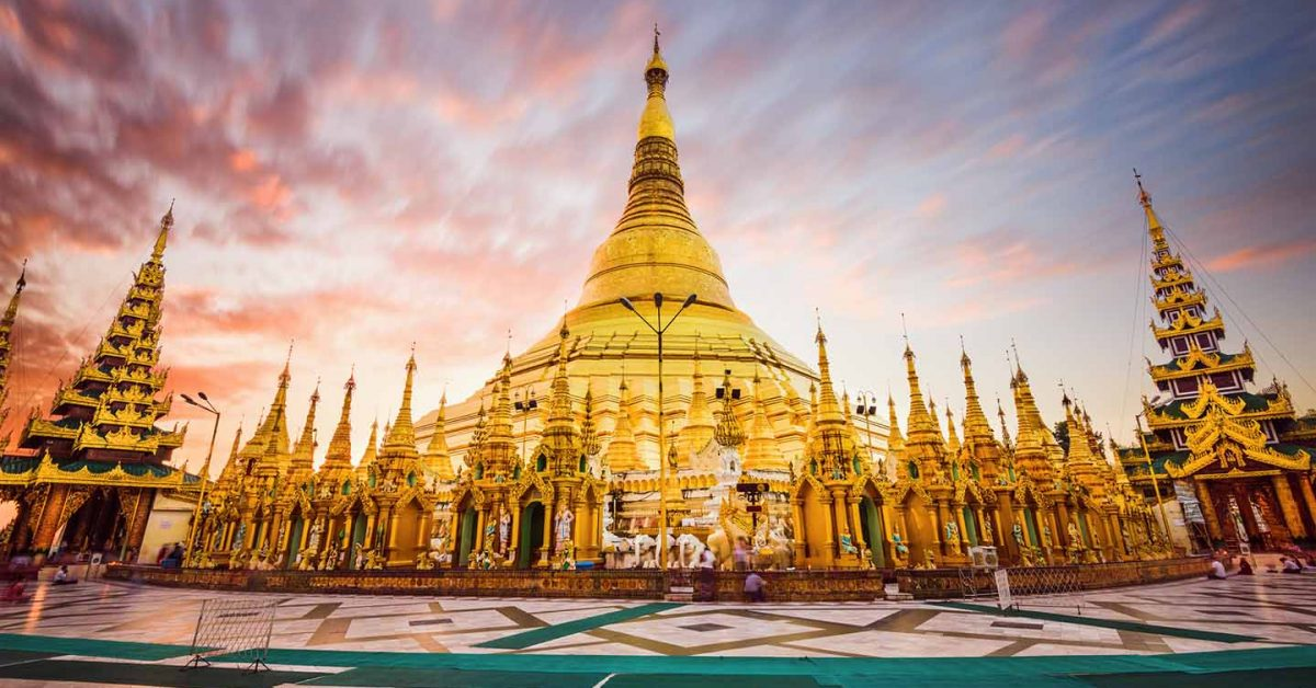 Exploring Myanmar Via A Myriad Of Transportation Options