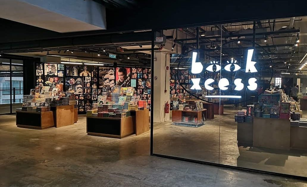 BookXcess — 24 Hour Bookstore In Malaysia